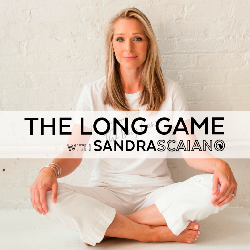 THE LONG GAME Episode 1 with Sandra Scaiano